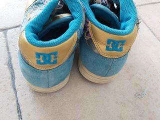 Zapatillas D&C original usadas talla 37