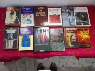 libro de lectura y novelas .