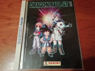 ALBUM DRAGON BALL GT SERIE 1 COMPLETO