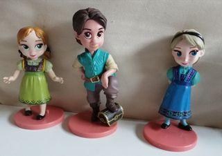 Figuras príncipes y princesas Disney. NUEVAS