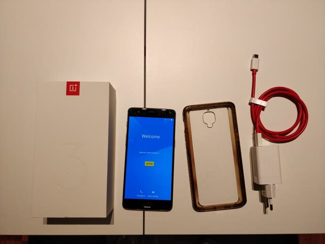 OnePlus 3T 64Gb impecable