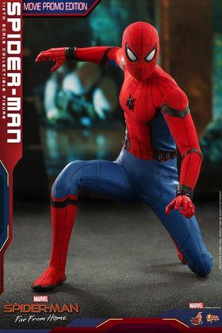 Hot toys Spiderman lejos de casa mms535