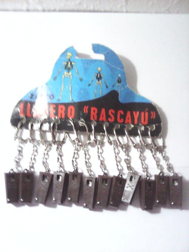 SET LLAVEROS RASCAYU AÑOS 70