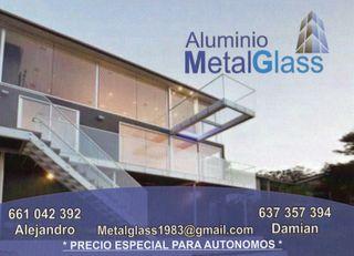 reformas ventanas de aluminio