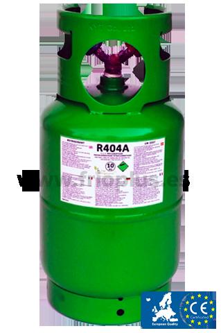 R404A GAS REFRIGERANTE 10 KG - EUROPEO!