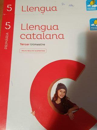 Libro de Llengua Catalana de 5* primaria
