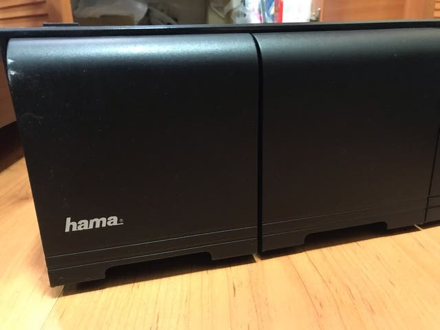 Estuche Hama para 54 Cds
