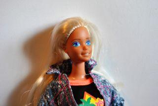 Barbie Made in Spain