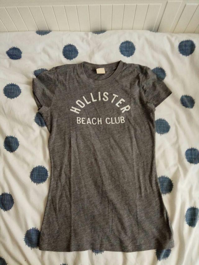 Camiseta de Hollister