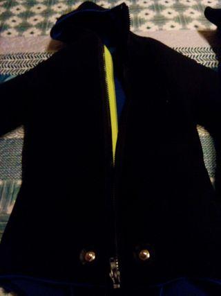 Vendo chaqueta y peto de bucear marca NEMROD