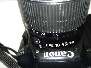 cámara digital Canon EOS 1100D