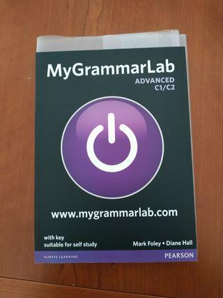Libro de INGLES EOI MyGrammar Lab C1/C2