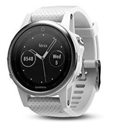 Reloj Garmin Fenix 5 S Blanco