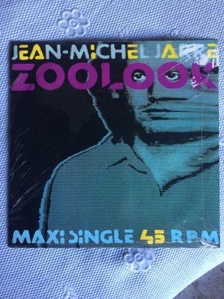 Jean Michel Jarre-maxi