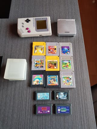 Pack Game Boy