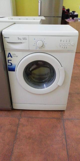 lavadora beko 5kilos
