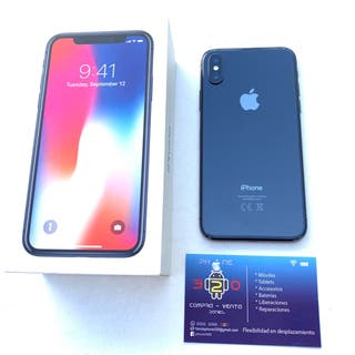 Apple iPhone X 64Gb ORIGINAL FACTURA GARANTÍA