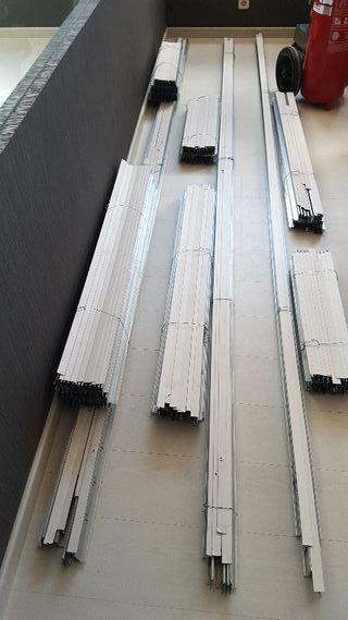 techo desmontable de 60 x 60