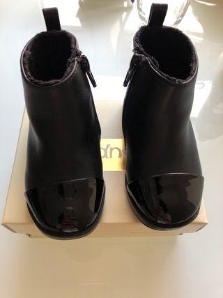 Vendo botas de piel 19