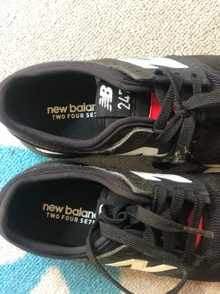 Deportivas n33 new balance perfecto estado