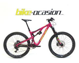 DESDE 89€/MES SANTA CRUZ BRONSON 27.5'' T.M GX 11V