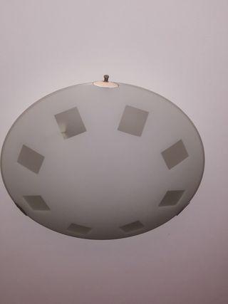 Lámpara de pared o de techo con bombillas led