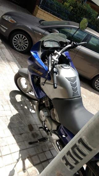 Vendo moto por motivo viaje. Mobil 632 488 262