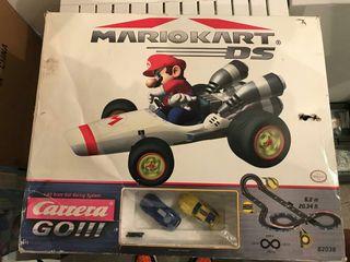 Escalextric Mariokart Ds