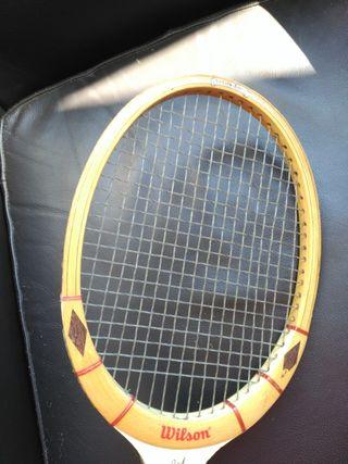Raqueta tenis Wilson Jack Kramer