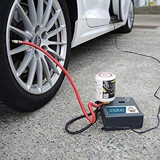 Kit de reparación de neumáticos (sin retirada de v