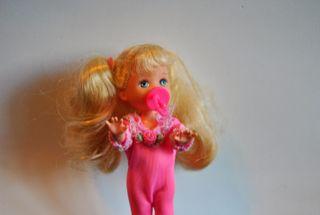 Shelly gateo Barbie antigua