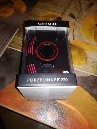 GARMIN FORERUNNER 220