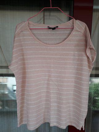 2 camisetas mujer Talla L
