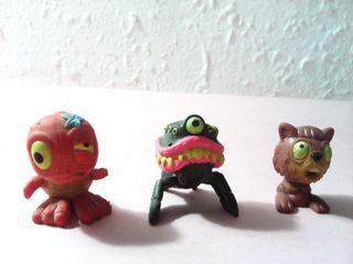 The ugglys pet shop lote figuras