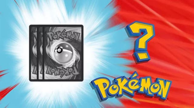 Mystery Pokemon booster pack