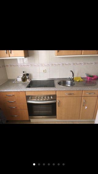 Mueble de cocina de segunda mano en la provincia de Segovia en WALLAPOP