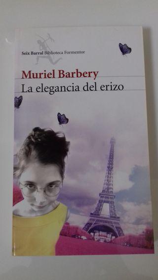 Libro La elegancia del erizo de Muriel Barbery