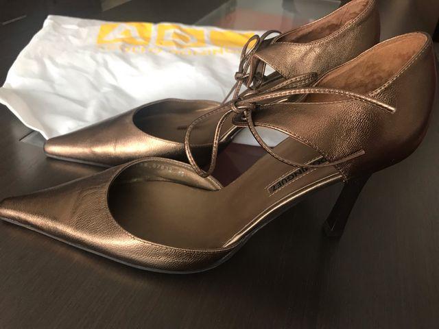 Zapatos talla 39 a estrenar Adolfo Domínguez