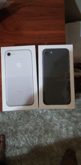iPhone 7 32Gb sin abrir nuevo estrenar
