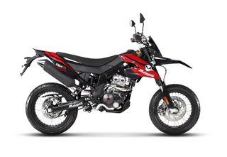 Moto Malaguti XSM 125 supermotard nueva