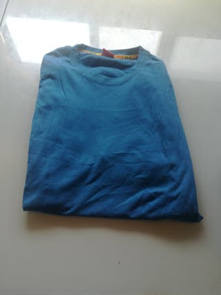 camiseta manga corta talla L