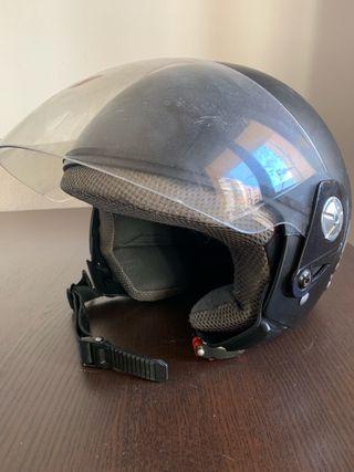 Casco Moto LS2 talla L