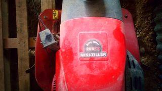 azada mecánica minitiller 208cc