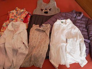 lote ropa marca niña
