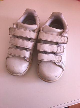 Zapatillas Adidas Smith talla 27