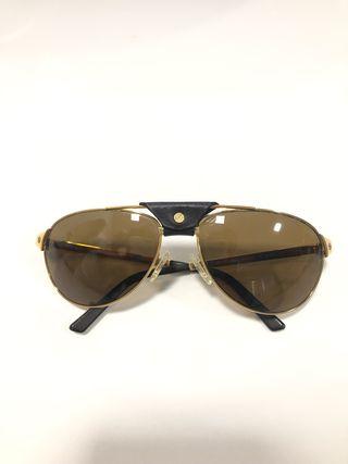358a1605e4 Gafas de sol Cartier de segunda mano en WALLAPOP
