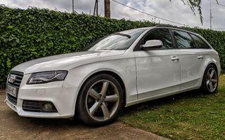 Audi A4 Avant B8 Sline