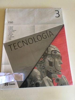 Libro escolar tecnología