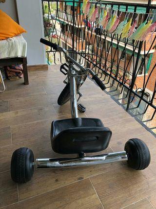 triciclo chopper