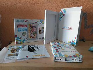 E-Book infantil electrónico táctil